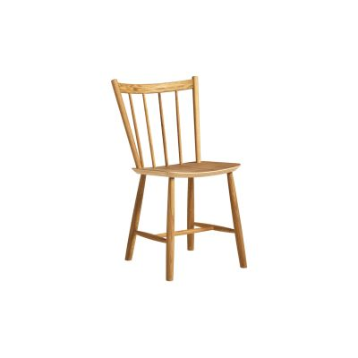 J41 Dining Chair Oiled Oak
