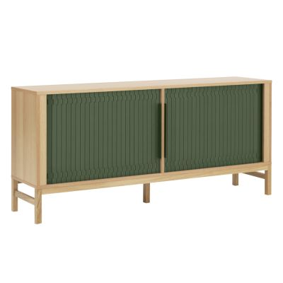 Jalousi Sideboard Dark Green