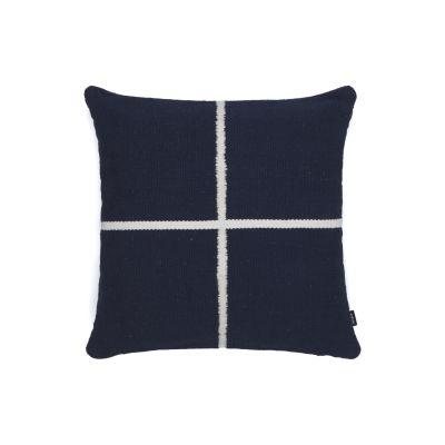Jama-khan Cushion Blue, Square