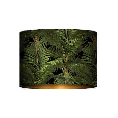 Jardin Tropical Drum Table/Floor Shade