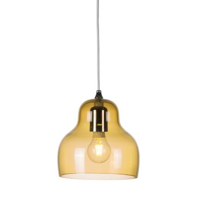 Jelly Narrow Pendant Light Yellow