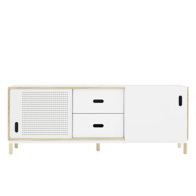 Kabino Sideboard with Drawers White