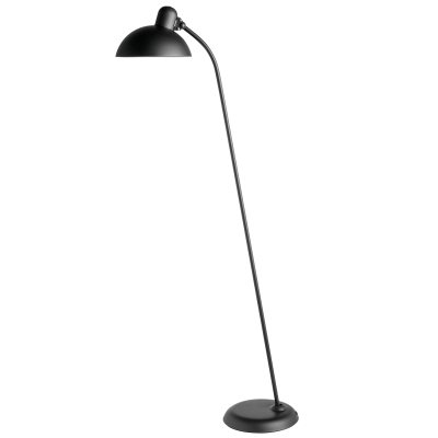 Kaiser Idell Tiltable Floor Lamp Matt black
