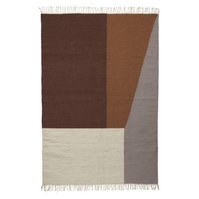 Kelim Rug - Borders Extra Large