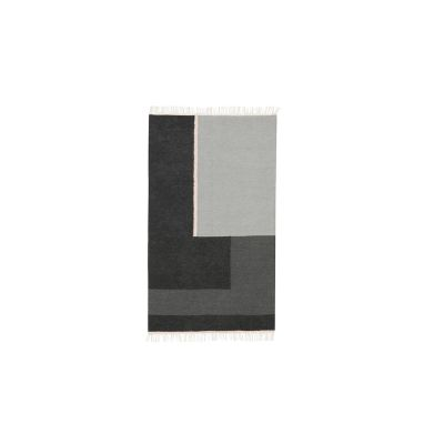 Kelim Rug, Squares, Small - Set of 2