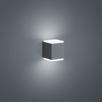 Kibo Wall Light Graphite