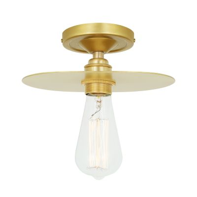 Kigoma Ceiling Light Polished Brass