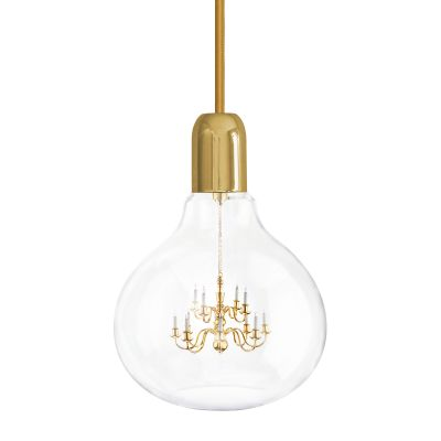King Edison Pendant Lamps King Edison Gold Pendant Lamp