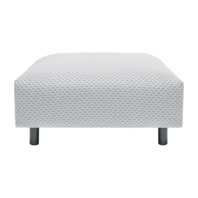 Koti Ottoman Dash Light Grey