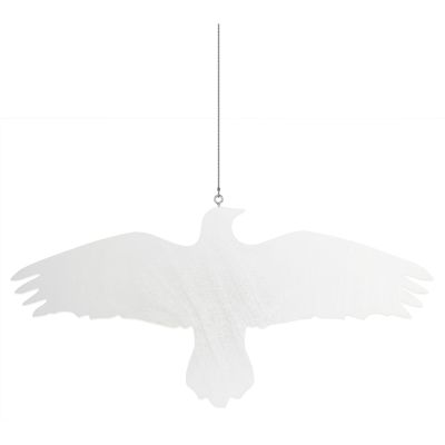 Krummi Bird Hanger White