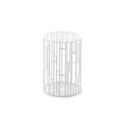 Kub Stool  - New Traffic White, Small