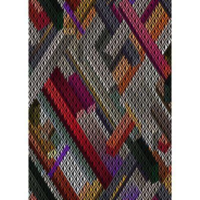 Kubrick BIG Rug, Rectangular 200 x 300 cm, Wool