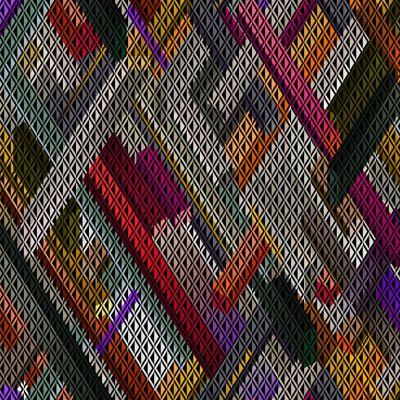 Kubrick BIG Rug, Square Wool