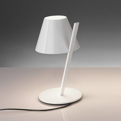 La Petite Table Lamp White
