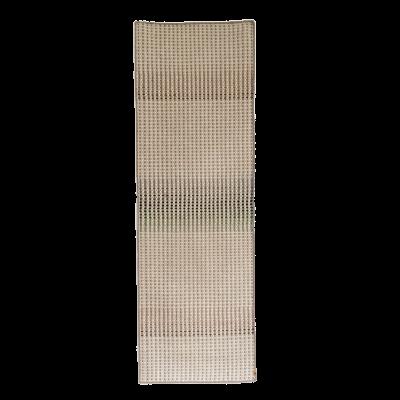 LALJEE - hand woven oatmeal runner 75 x 230cm