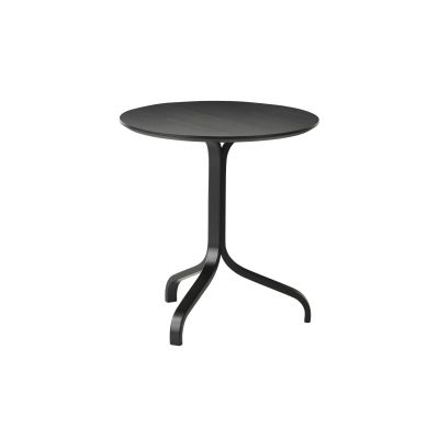 Lamino Table Ash Wood Black Lazur