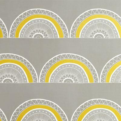 Large Horseshoe Arch Wallpaper - Sample