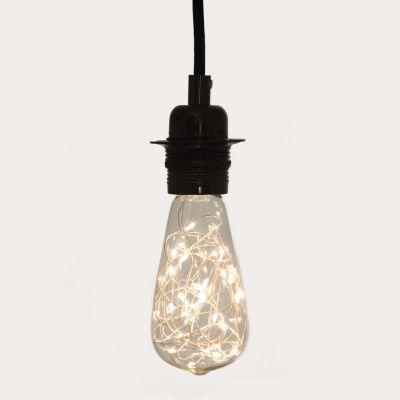 Large Teardrop Decorative LED Light Bulb