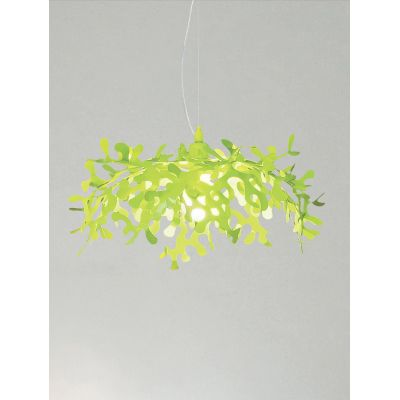 Leaves S Pendant Light 131 Silver Foil