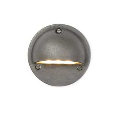 LED Step or Path Light 7568 Weathered Brass