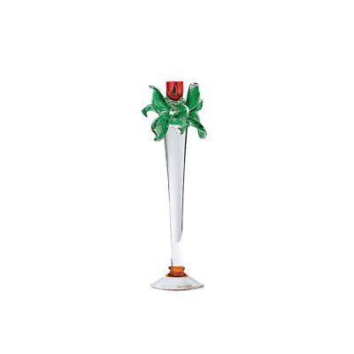 Leonardo Candleholder Glass