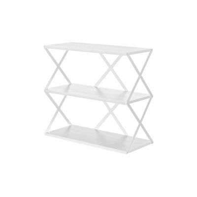 Lift 3 Wall Shelf White