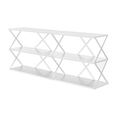 Lift 6 Wall Shelf White