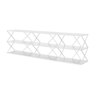 Lift 9 Wall Shelf White