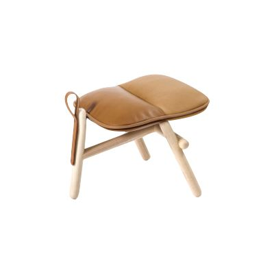 Lilo Stool 017-L108, Ash Natural