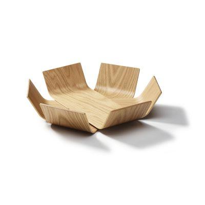Lily Bowl  Oak, Medium