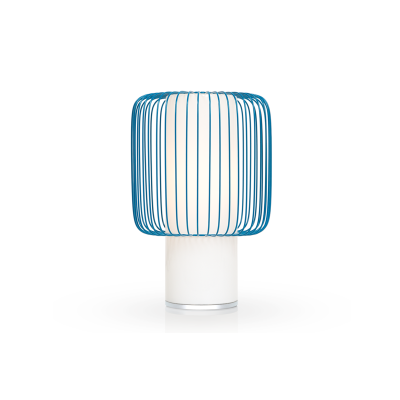 LINE | Table Lamp Blue
