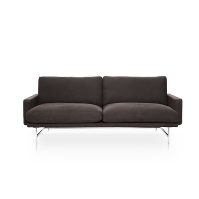 Lissoni 2-Seater Sofa Natural Leather