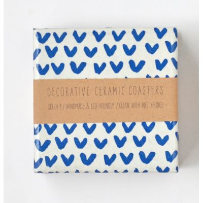 Little Blue Vs Ceramic Coasters