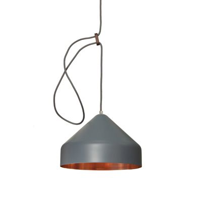 Lloop Copper Grey