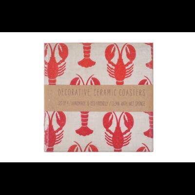 Lobsters Coasters