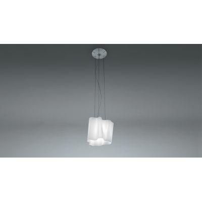 Logico Mini Pendant Light White