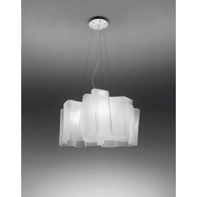 Logico Pendant Light 3x120° White