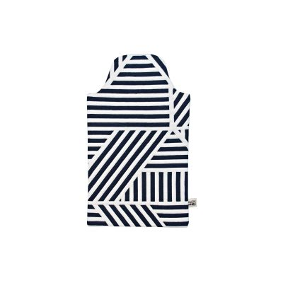 Loha Hot Water Bottle Cover Navy