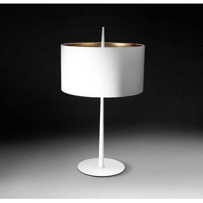 Lola Table Lamp White