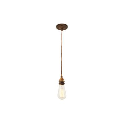 Lome Pendant Light Satin Brass