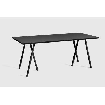 Loop Stand Table Black, 180