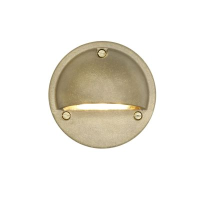 Low Voltage Step Light 7568 Brass