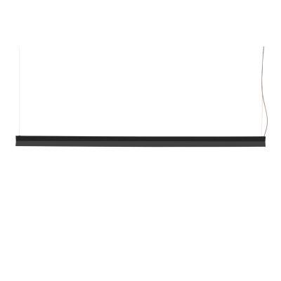 LT07 Span Pendant Light Jet Black, 300 cm