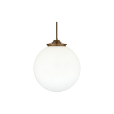 Luanda Pendant Light Satin Brass