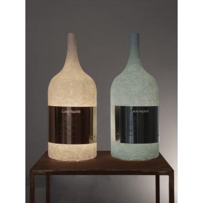 Luce Liquida 1 Table Lamp Turquoise
