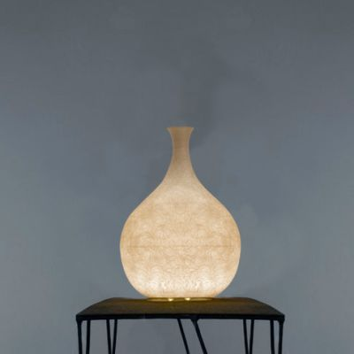Luce Liquida 2 Table Lamp White