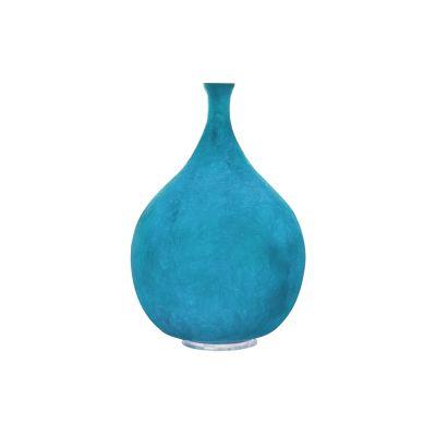 Luce Liquida Table Lamp Blue, 23cm
