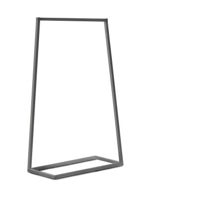 Lume coat stand Black, Large