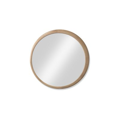 Luna Mirror Walnut Natural, 90