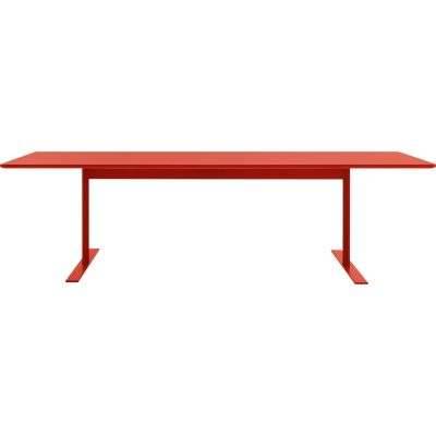 Luxor Dining Table LX 76 VERDE INGLESE, 270 X 90 X 73
